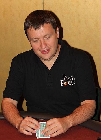 TonyG PartyPoker TeamParty member
