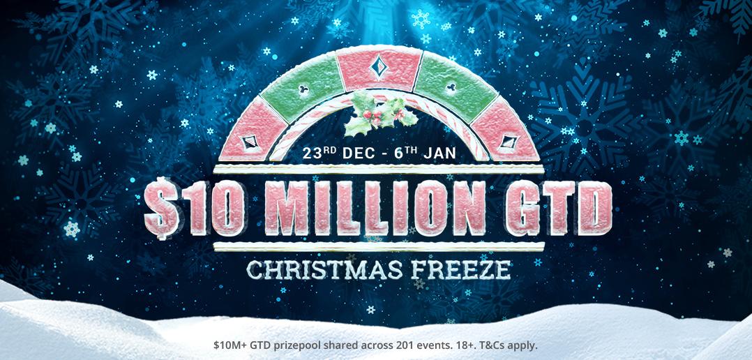 Christmas Freeze