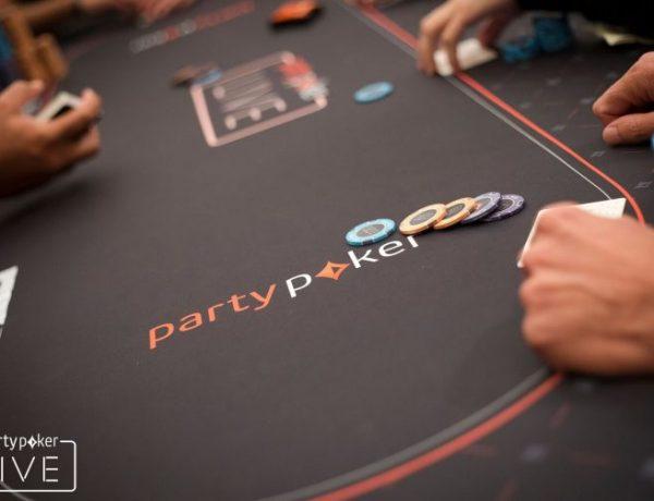 Grand Prix 4 Dealers: partypoker fará torneio online para ajudar dealers