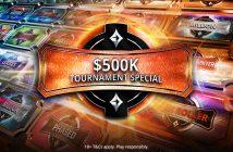 $500k tournament special