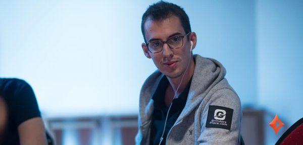 Pascal Hartmann führt im High Roller Championship