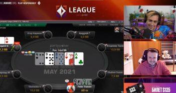 poker league