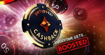 Boosted cashback