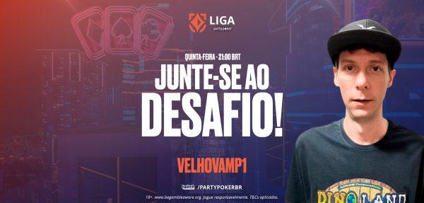 Com duelo acirrado entre Brasil e Argentina e Velhovamp1 no comando, Liga entra na reta final