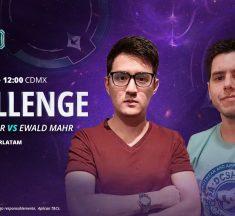 Daily Legends Challenge: Cuellar vs. Mahr calientan Twitch